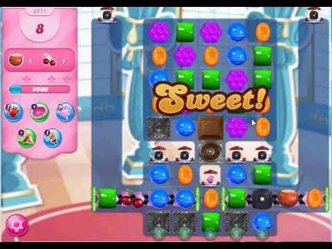 Candy crush saga 3271 no booster youtube - 1600 candy crush ...