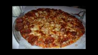 Chicago Style Thin Crust Pizza