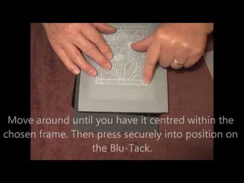 52 PCA-Parchment Craft EasyCut Card Making  PART 3