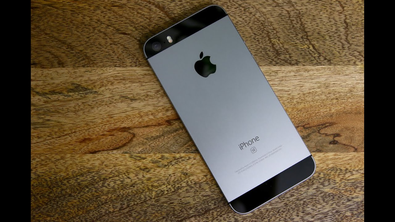 Apple Iphone Se Gb Grey