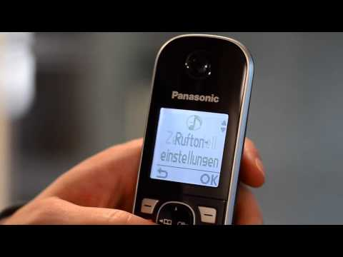 Panasonic Mobilteil An Basis Anmelden