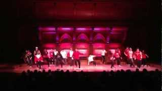 Harvard Breakers at Cultural Rhythms 2013 (With Nicole Scherzinger)