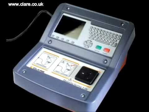 Clare Custom Made Electrical Test Systems