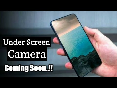 How Under Screen Camera work..what are Pros and Cons of this Technology.