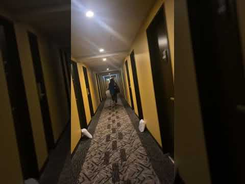 .. we are here now at makuhari apa hotel @ resort tokyo bay w/ my fren🥰🥰🥰.. love it❣️😍❤️