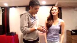 THANK YOU MESSAGE OF KIM CHIU AND XIAN LIM FOR KATG