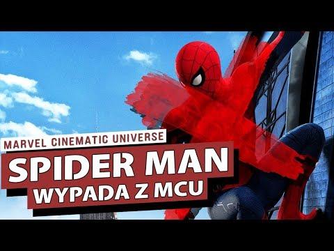 Breaking News! SPIDER MAN WYPADA Z MCU! Sony i Disney nie dogadali się w sprawie produkcji!