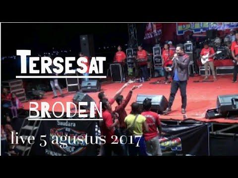 New pallapa live agustus 2017 - broden - tersesat