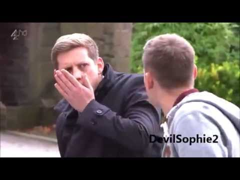 Hollyoaks Men Fights