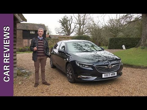 Vauxhall Insignia Grand Sport 2017 In-Depth Review