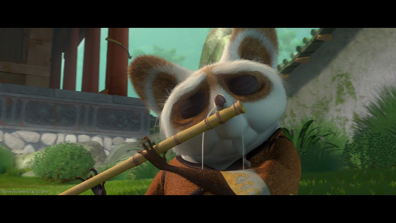 Yang Girl Wallpaper 綠野仙蹤 Trail Of The Angels Kung Fu Panda Shifu Flute