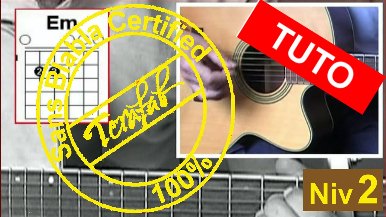 Comme toi - Jean-Jacques Goldman [Tuto Guitare] by Terafab ...