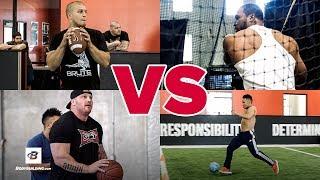 All the Balls   Brute Showdown: Episode 4