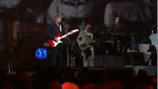 ROGER WATERS - The bravery of being out of range, Live In the flesh 2000