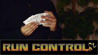How to control a card - Easy card control - RUN CONTROL by Fernando