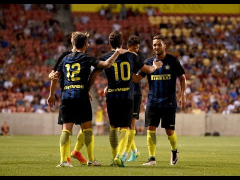 Real Salt Lake vs Inter Milan 1-2 FULL MATCH 720P HD