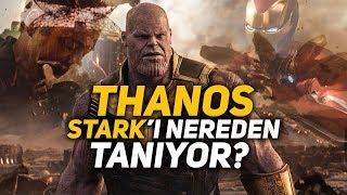 INFINITY WAR - Kafamıza Takılanlar #8 - Thanos neden şimdi saldırdı ve Stark'ı nereden tanıyor?