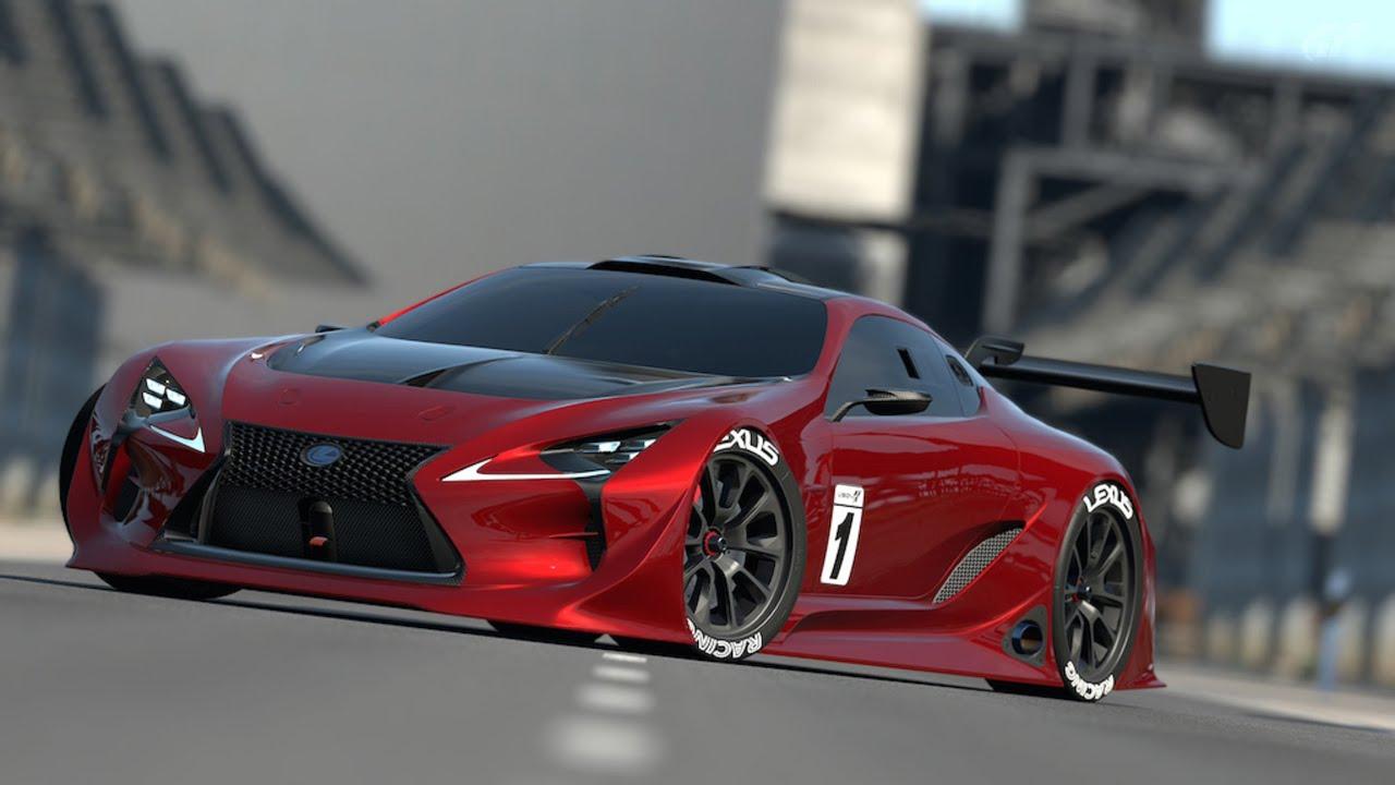 【gran Turismo 6】 Lexus Lf Lc Gt Quot Vision Gran Turismo