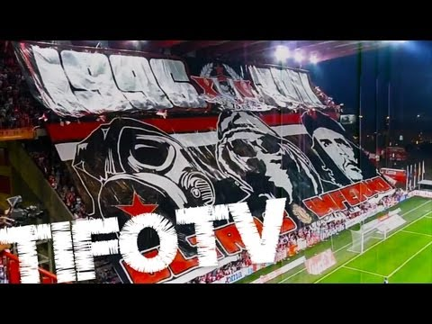 ULTRAS INFERNO .. Supporters Of Standard Liège