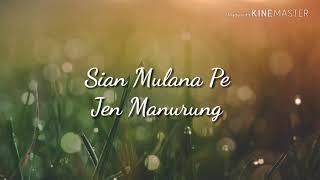 Download Sian Mulana Pe lirik complete Mp3