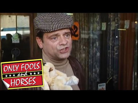 Police chase - Only Fools and Horses - BBC