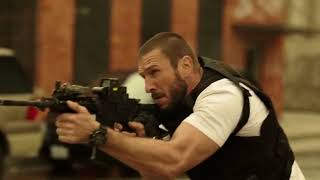 Den of Thieves2018   Final Gun Fight with police   Movie Cube