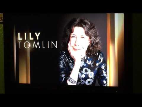 Dolly Parton intros Lily Tomlin at SAG Awards