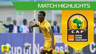 Mali vs Côte D'Ivoire (SF)   Orange African Nations Championship, Rwanda 2016