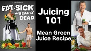 How To Make Mean Green Juice - Fat Sick and Nearly Dead Movie Recipe