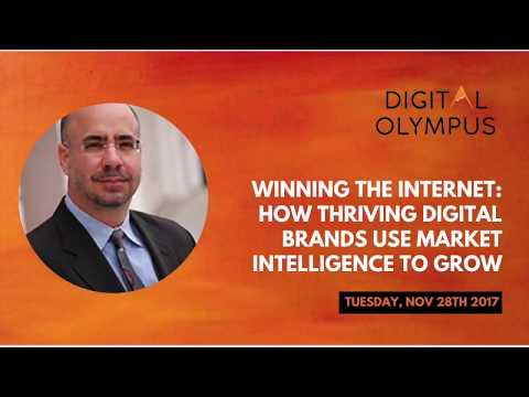 Stephen Kraus - Winning the Internet: How Thriving Digital Brands Use Market Intelligence To Grow
