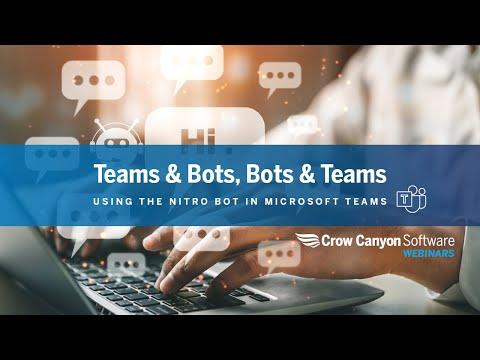 Teams & Bots,