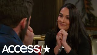 Nikki Bella And  DWTS  Pro Artem Chigvintsev Reunite On A Lunch Date In  Total Bellas  | Access