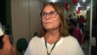Morada Nova Valdemira Capistrano relata parceria do Hemoce Quixadá com Câmara