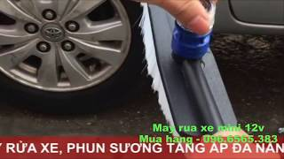 Máy rửa xe mini King lucky 12v