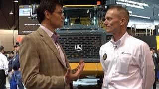 Video: What Makes John Deere's 460E Articulated Dump Truck a Deere?