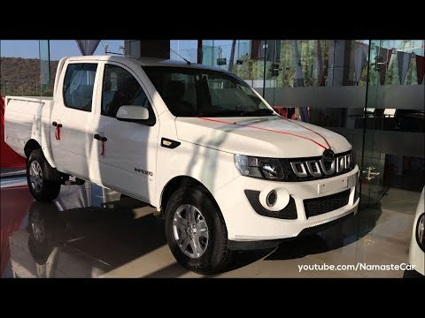 Mahindra Imperio DC VX 2017  Reallife review