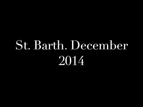 St. Barths Trip (December 2014)