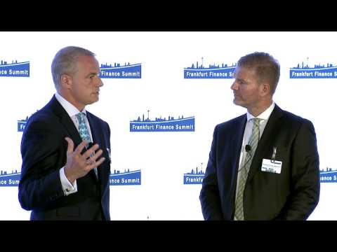 Frankfurt Finance Summit 2016 - Converstation with Carsten Kengeter & Dr. Uwe Stegemann