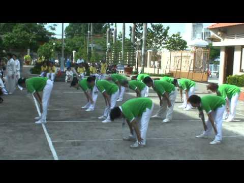 Bài Thể dục 9 động tác