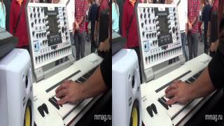 mmag.ru: Arturia Origin 3D video presentation