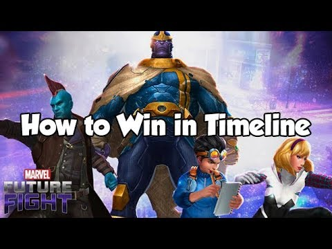 How to Win in Timeline (Week 33) - Marvel Future Fight