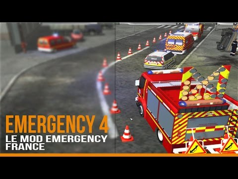 Emergency 4 - Le mod Emergency France