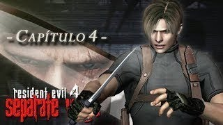 RESIDENT EVIL 4 SEPARATE WAYS #28 - Vamos Salvar O Leon (PC Pro Gameplay em Inglês)
