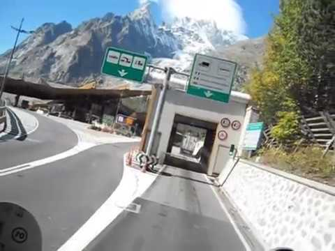 European Truck Driver Bad day for driving