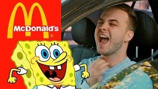 Download ГУБКА БОБ в McDonald's (ПРАНК МакАвто) Mp3 and Videos