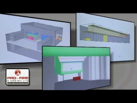 CFD Simulation Fire Safety Engineering