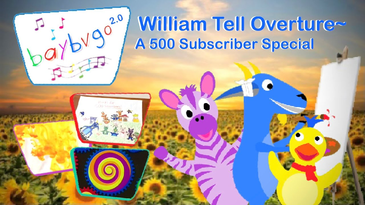 William Tell Overture 500 Subscriber Special A Mini Movie Youtube