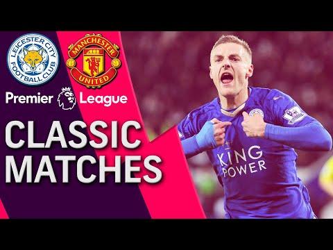 Leicester City v. Manchester United | PREMIER LEAGUE CLASSIC MATCH | 11/28/15 | NBC Sports