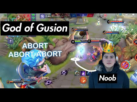 ONE MAN ARMY - GOD OF GUSION