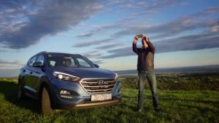 Hyundai Tucson - test Juraj Šebalj